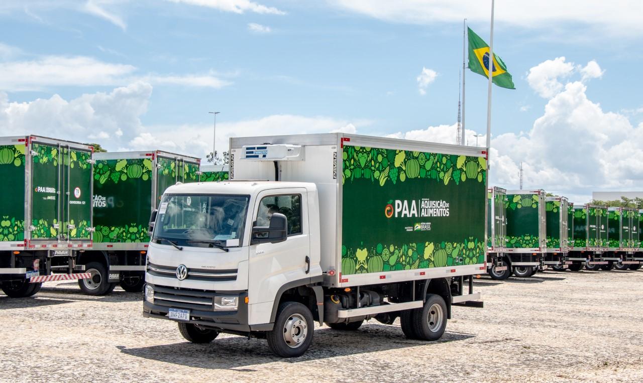 Municípios do Bico do Papagaio reestruturam Centrais de Distribuição de Produtos da Agricultura Familiar