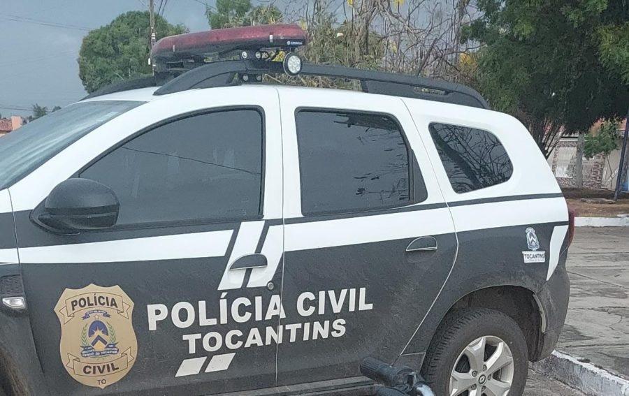 Foragido da Justiça de Goiás é preso pela Polícia Civil do Tocantins no município de Pau D'arco