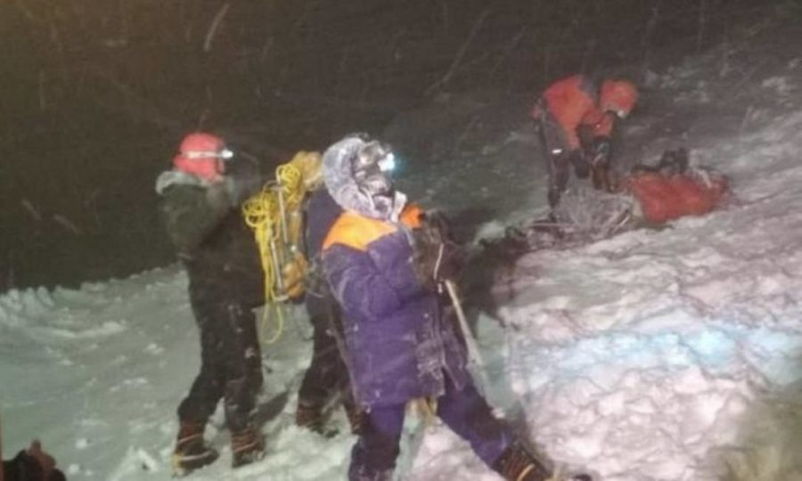 Tempestade de neve mata cinco alpinistas no Monte Elbrus, na Rússia