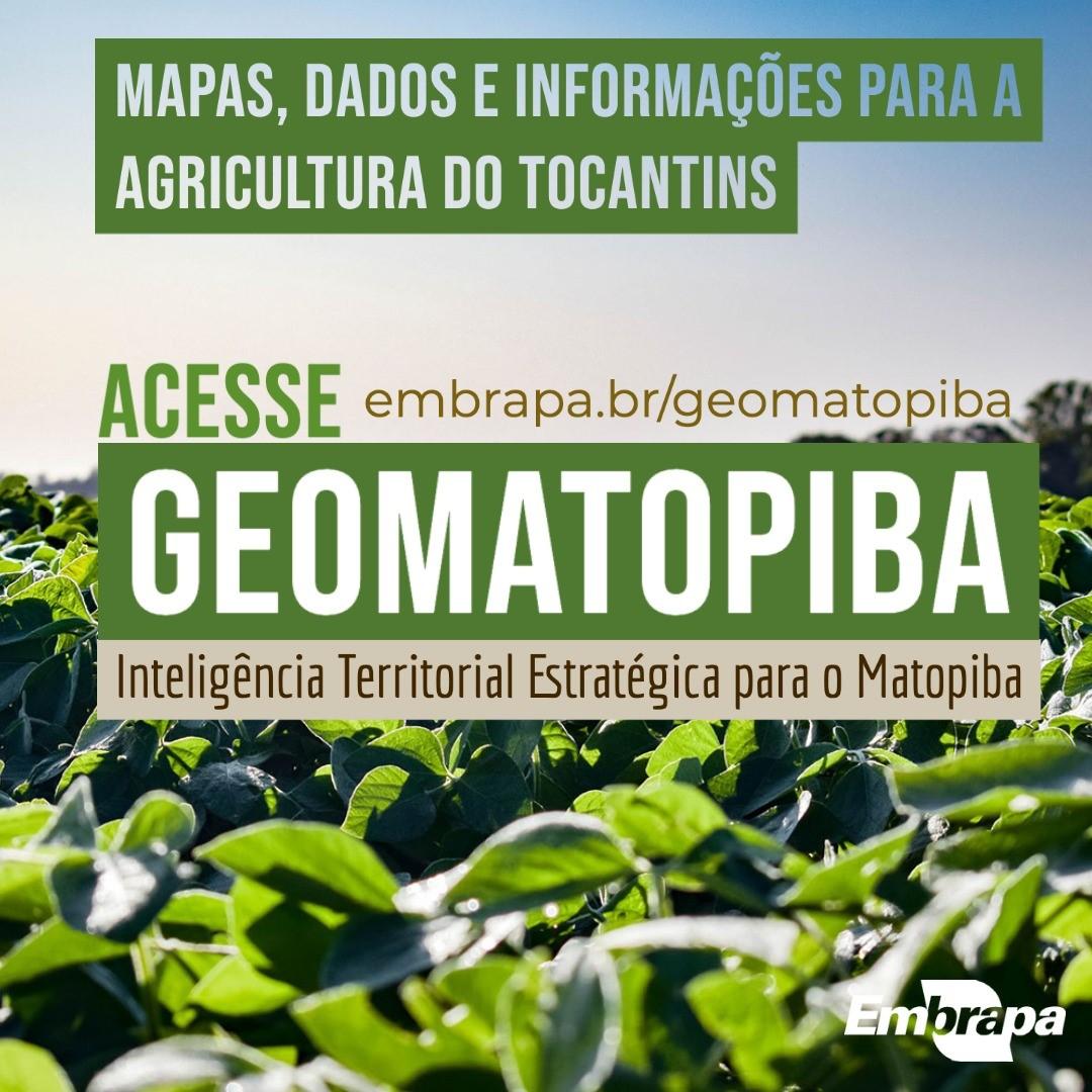 Agricultura e Embrapa capacitam extensionistas para uso da plataforma digital Geomatopiba