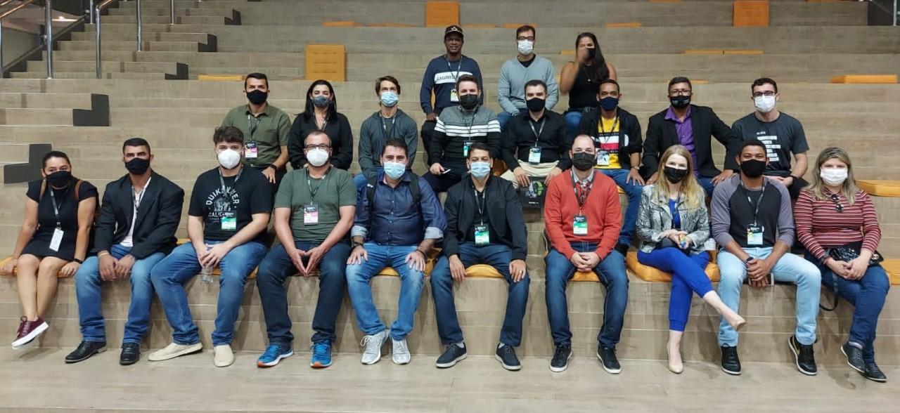Empresários tocantinenses participam do Startup Summit, em Santa Catarina