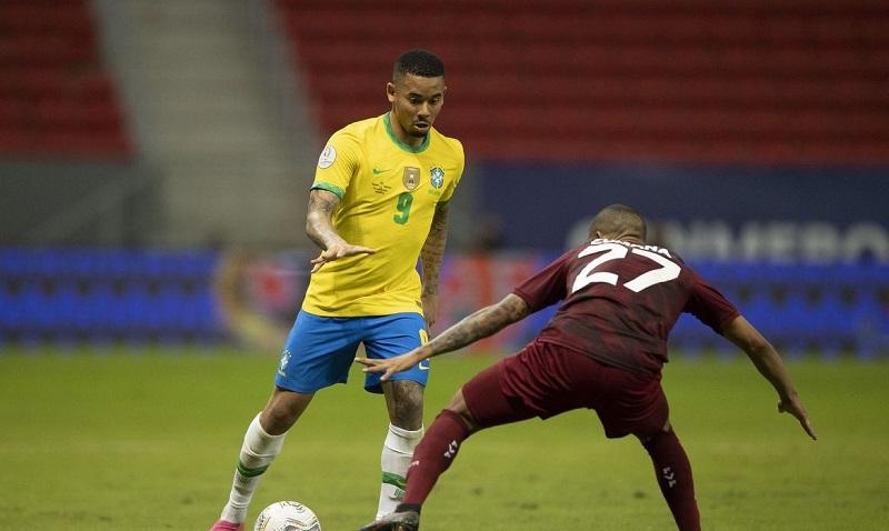 Brasil volta a campo com Venezuela pelas Eliminatórias