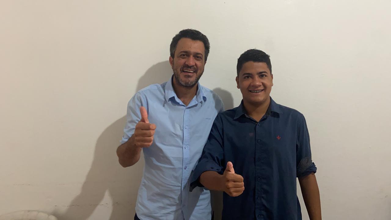 Ex-prefeito de Goianorte, Luciano recebe apoio de líderes da região para disputar uma vaga na Assembleia Legislativa