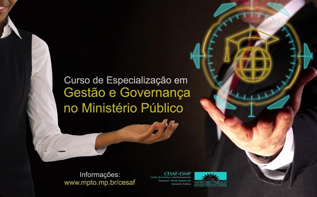 MPTO divulga resultado da seleção para a pós-graduação lato sensu em Gestão e Governança