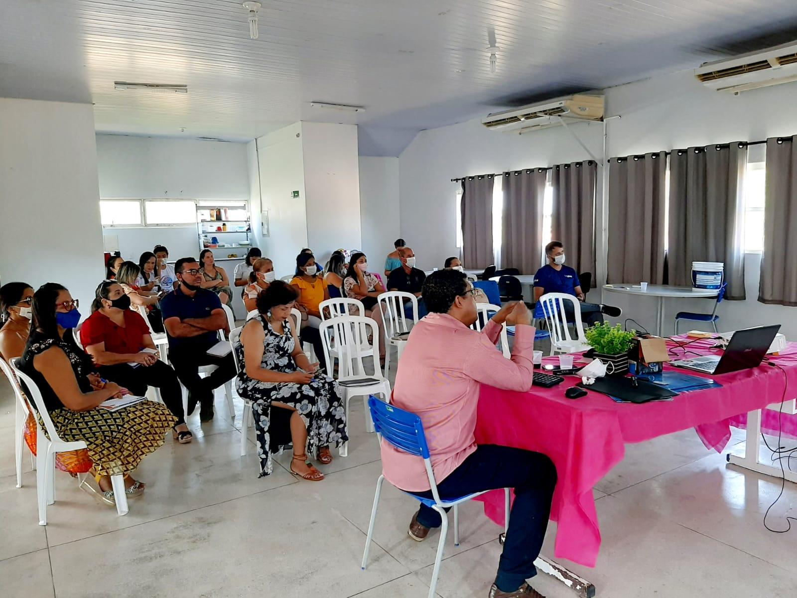 Prefeitura Municipal de Lajeado em parceria com Sebrae realiza Oficina de Planejamento Estratégico