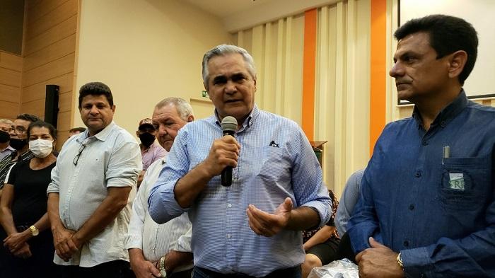 Paulo Carneiro é eleito presidente da FAET por unanimidade