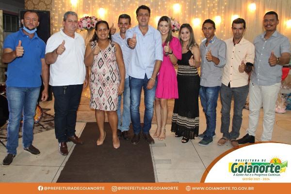 Prefeitura de Goianorte promove homenagem aos professores da Rede Municipal de Ensino