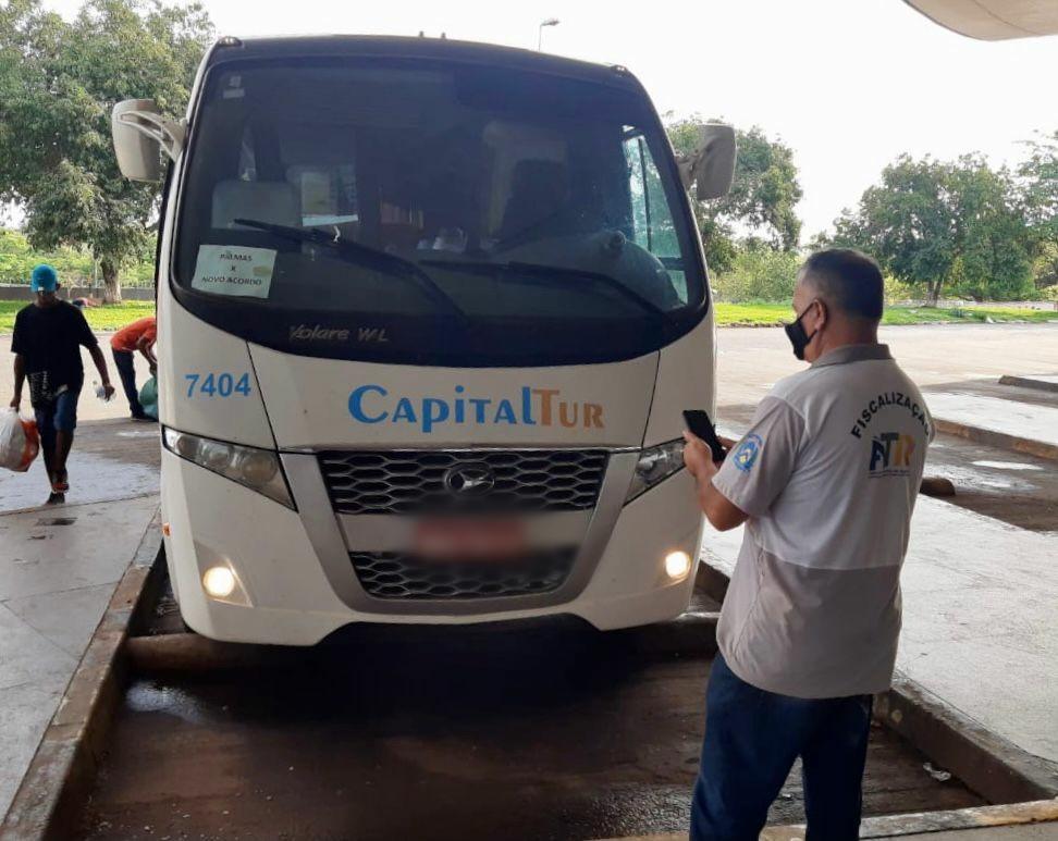 Governo do Tocantins implantará sistema eletrônico para digitalização de processos e multas da ATR