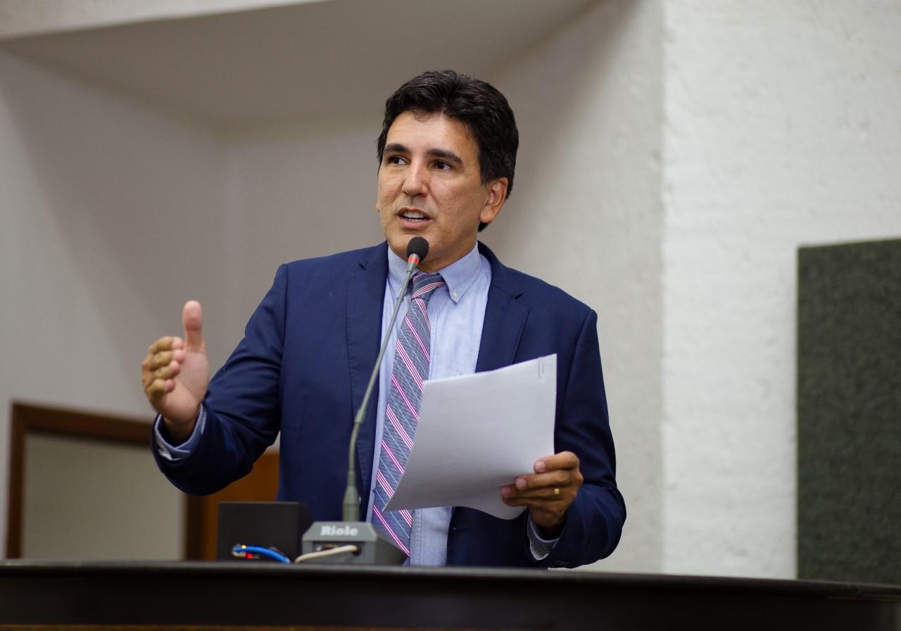 Deputado Prof. Júnior Geo parabeniza a Polícia Federal e espera apuração justa dos fatos pelos órgãos competentes