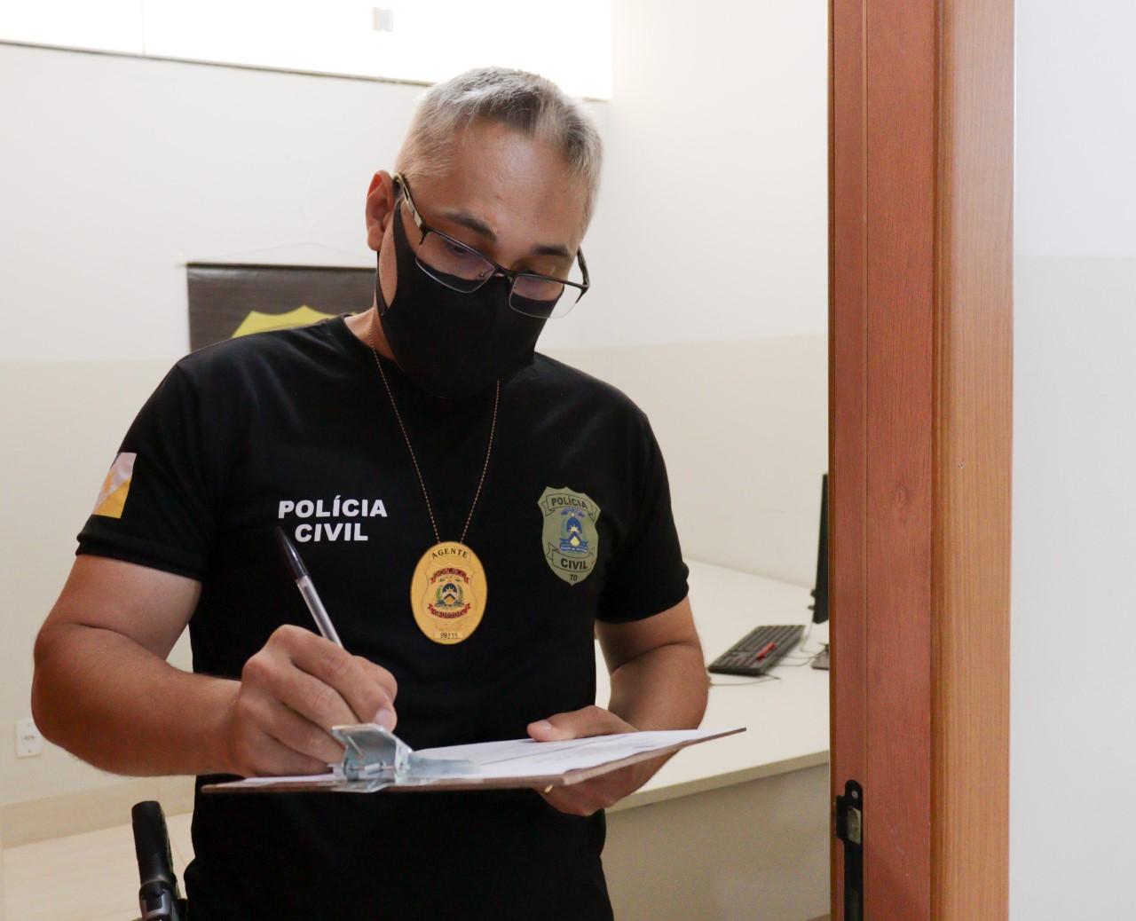 Polícia Civil desvenda homicídio ocorrido em Arraias e prende principal suspeito pelo crime