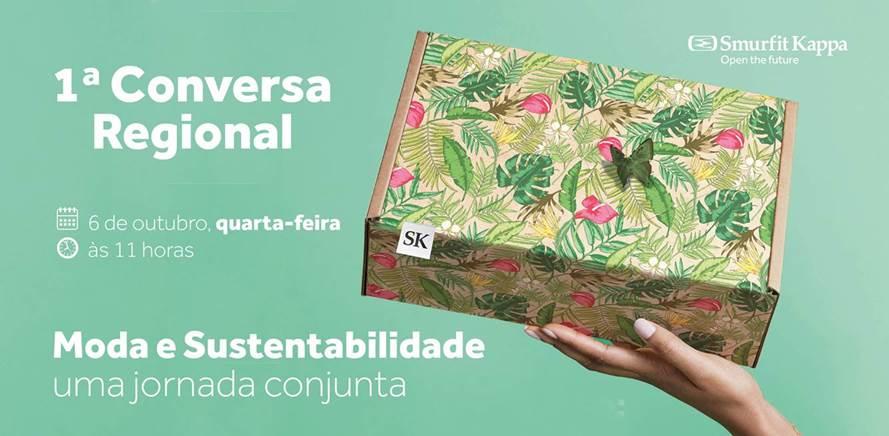 Smurfit Kappa promove Webinar exclusivo sobre embalagens sustentáveis